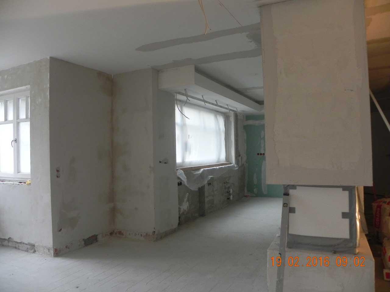 Küche & Kamin - Umbau 14