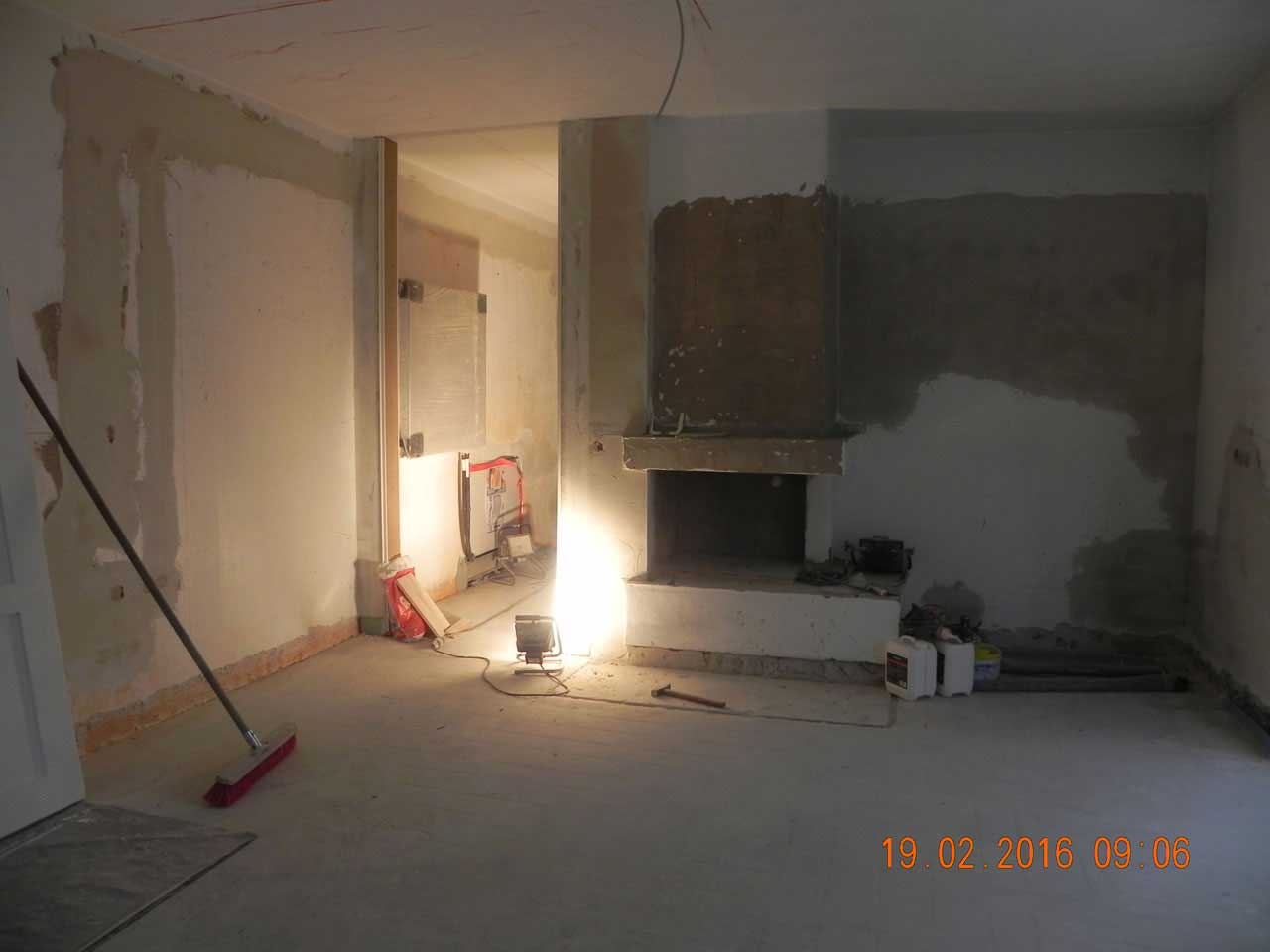 Schlafzimmer - Umbau 03