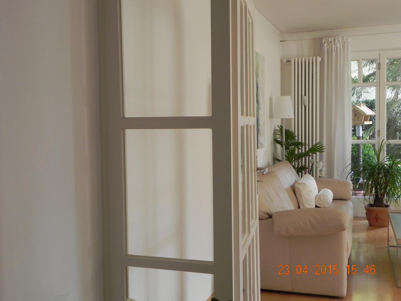 Wohnzimmer - Vorher 01