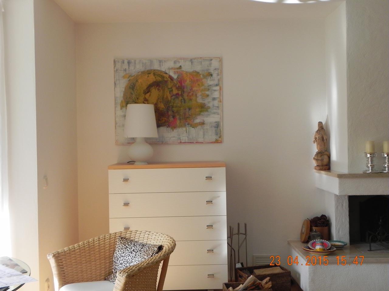 Wohnzimmer - Vorher 03