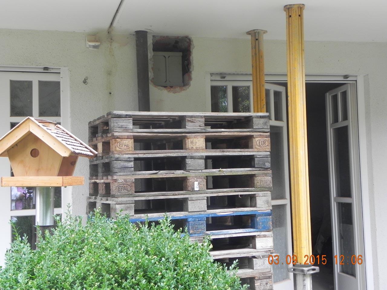 Wohnzimmer - Umbau 08