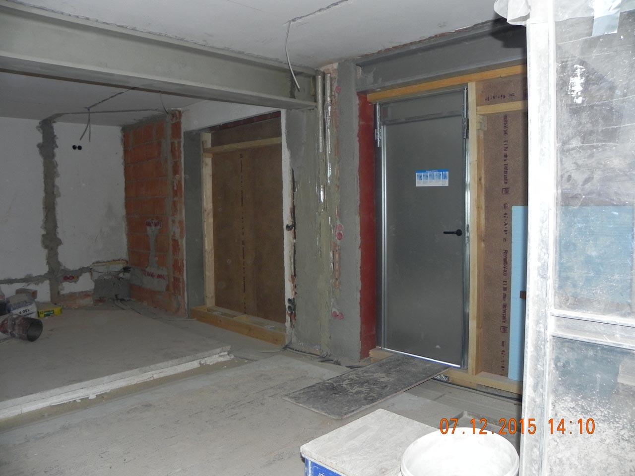 Wohnzimmer - Umbau 10