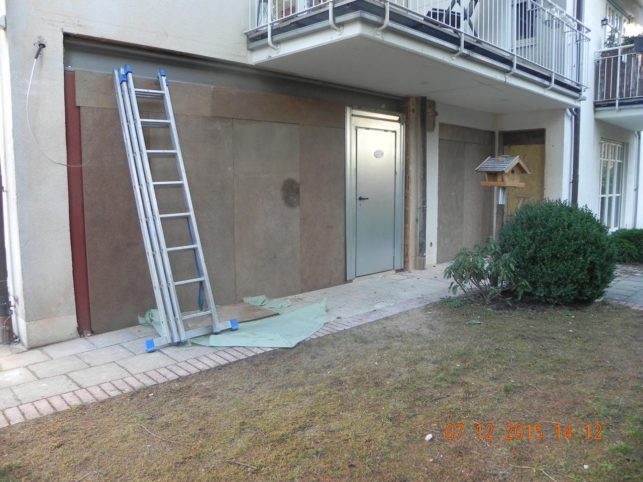 Wohnzimmer - Umbau 11