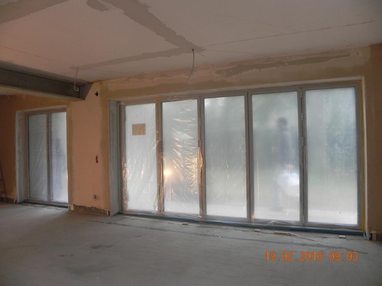 Wohnzimmer - Umbau 12